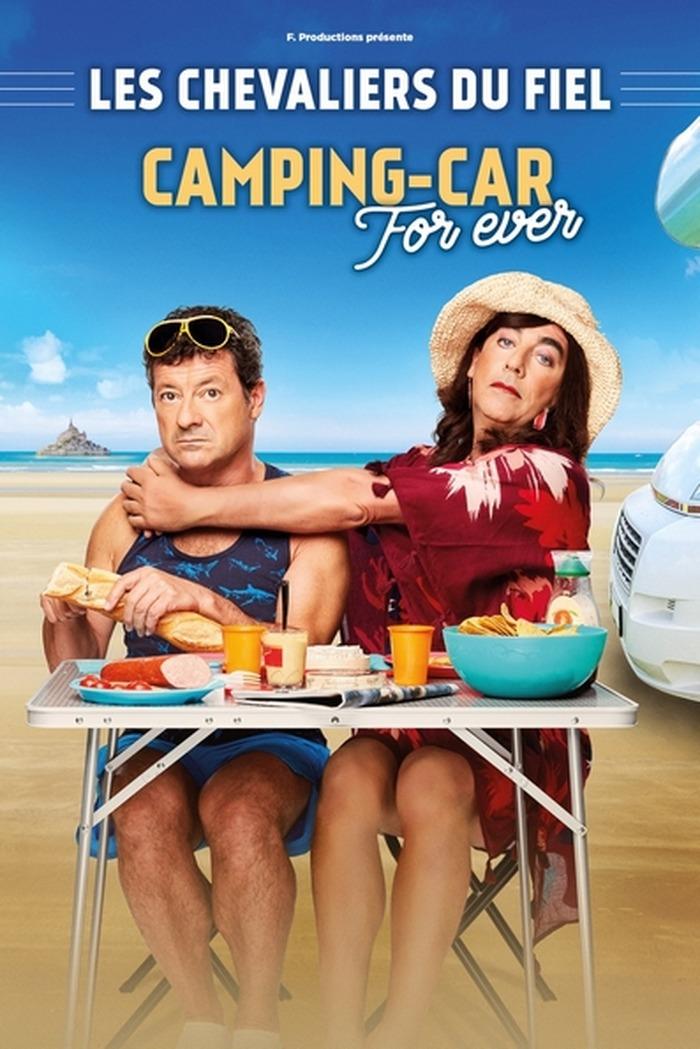 Les Chevaliers du Fiel vous embarquent dans leur camping-car