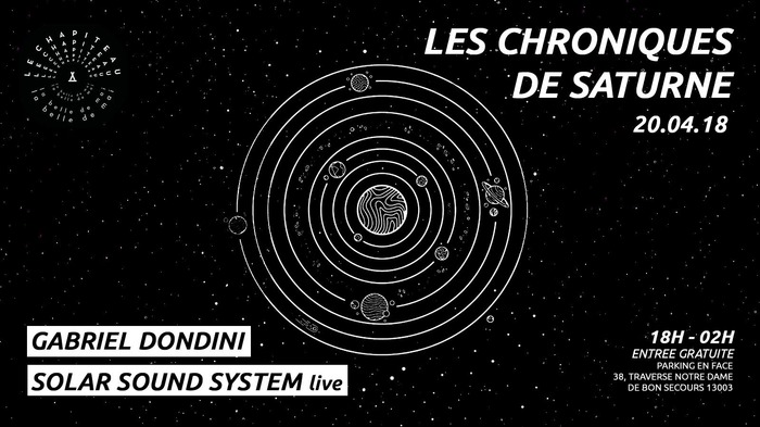 Les Chroniques de Saturne