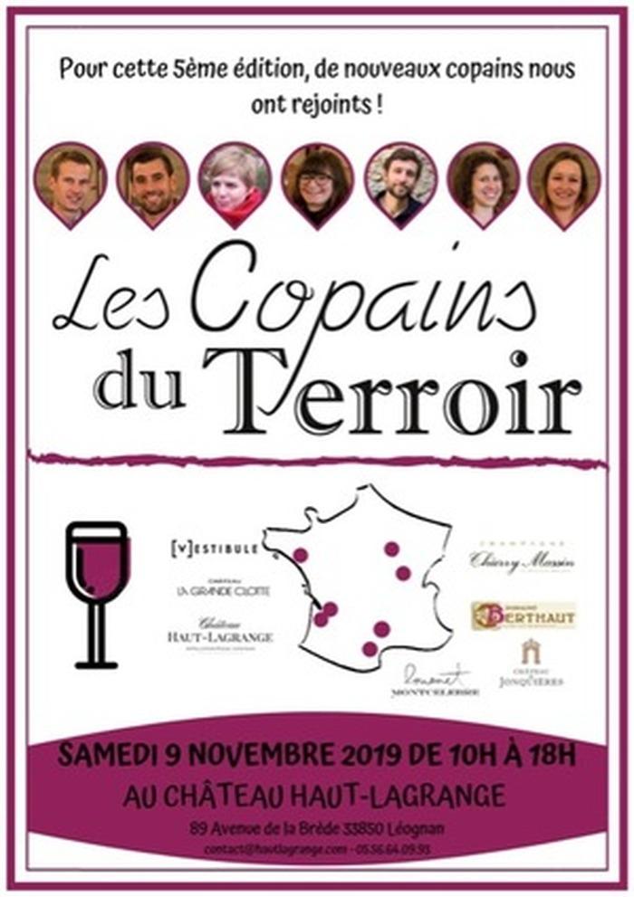 Les Copains du Terroir - 5ème Edition