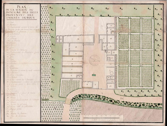 Crédits image : Archives départementales de l'Ain