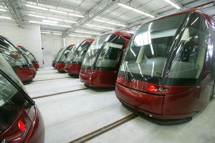Journées du patrimoine 2017 - Les coulisses du tram