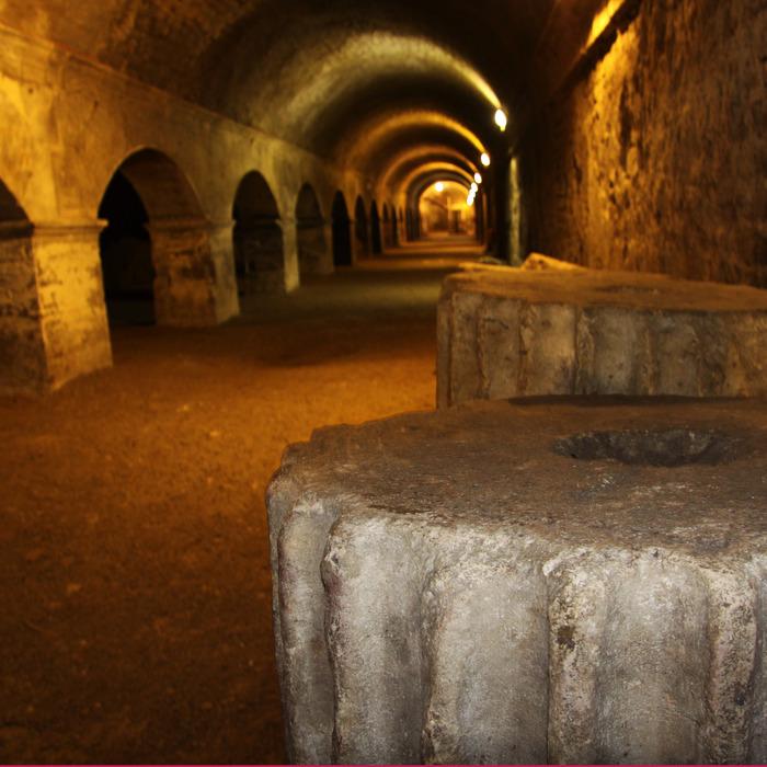 Journées du patrimoine 2018 - Les cryptoportiques d'Arles (souterrains du forum romain )