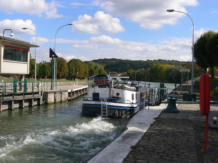 Journées du patrimoine 2018 - Les écluses et le barrage de Bougival vous ouvrent ses portes