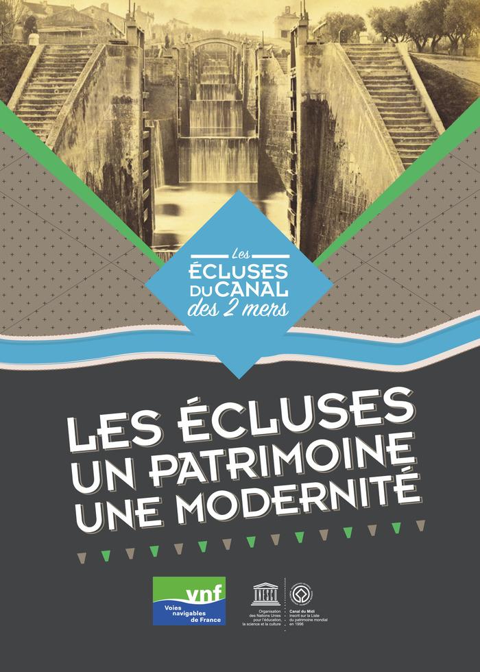 Journées du patrimoine 2017 - Les écluses, un patrimoine, une modernité