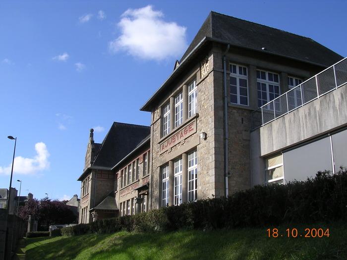 Journées du patrimoine 2017 - Visite - Les écoles de Dinan