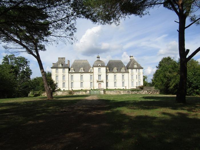 Crédits image : Château de Poyanne- Office de Tourisme