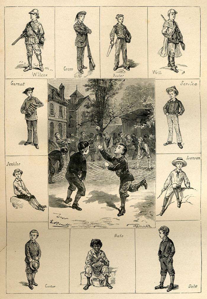 Crédits image : Collection Jules Verne / Bibliothèques d'Amiens Métropole