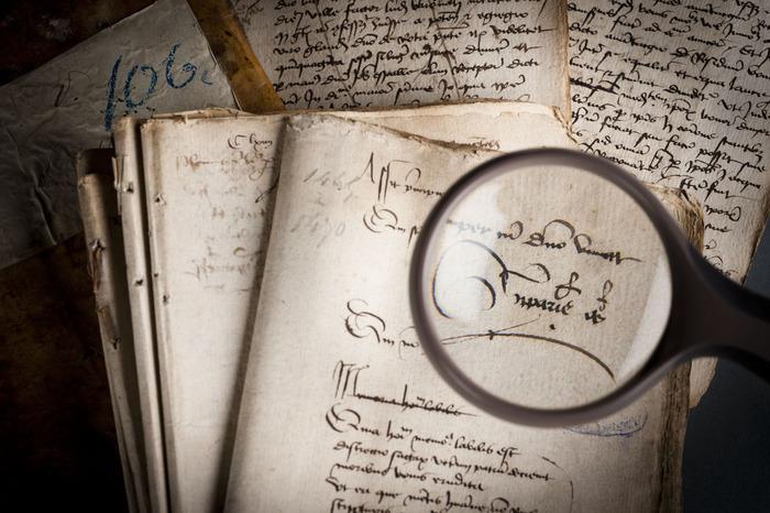 Journées du patrimoine 2018 - Les enfants mènent l'enquête aux Archives.