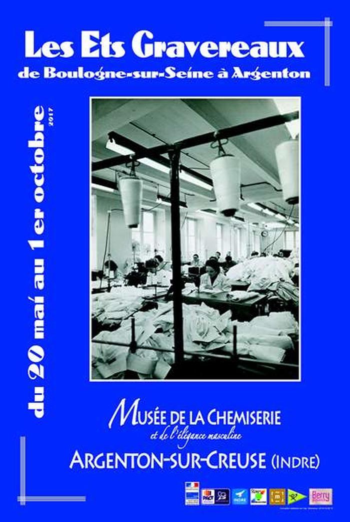 Crédits image : Musée de la Chemiserie