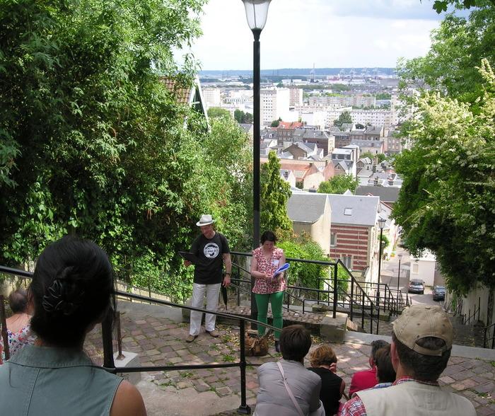 Journées du patrimoine 2018 - Visite guidée de l'église Sainte-Cécile à l'escalier Montmorency