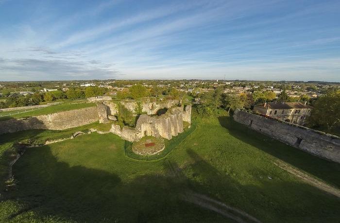 Journées du patrimoine 2018 - Visite guidée des fortifications de Blaye