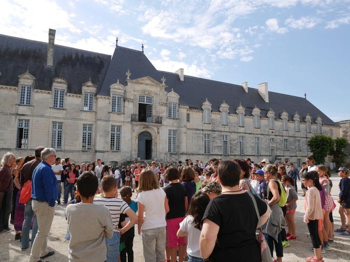 Crédits image : ® Ville de Saint-Jean-d'Angély