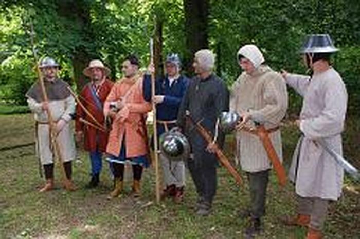 Crédits image : Les guerriers du Moyen Âge