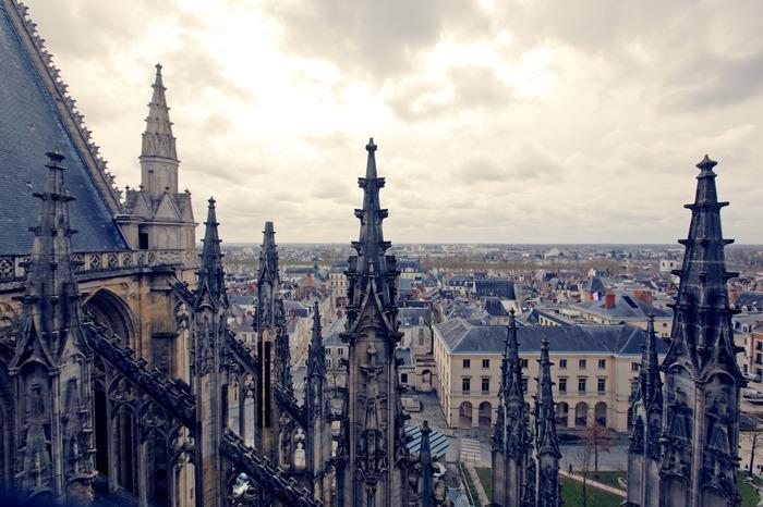 Journées du patrimoine 2018 - Prenez de la hauteur en dominant la ville du haut de la cathédrale