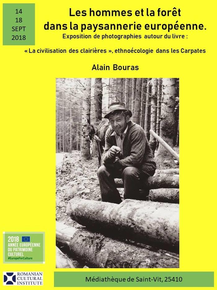 Journées du patrimoine 2018 - Les hommes et la forêt dans la paysannerie européenne