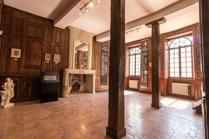 Journées du patrimoine 2018 - Visite commentée des incontournables du musée Charbonneau-Lassay