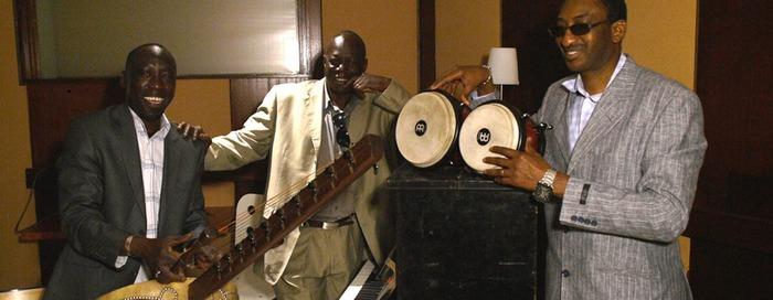 Les Inédits de l'Eté / Kora Jazz Trio
