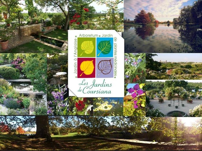 Crédits image : Les Jardins de Coursiana