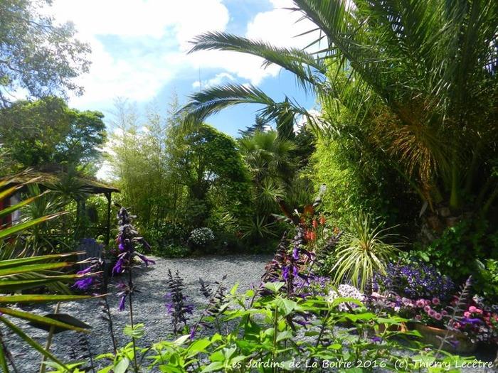 Journées du patrimoine 2017 - Promenade autonome dans les jardins de La Boirie