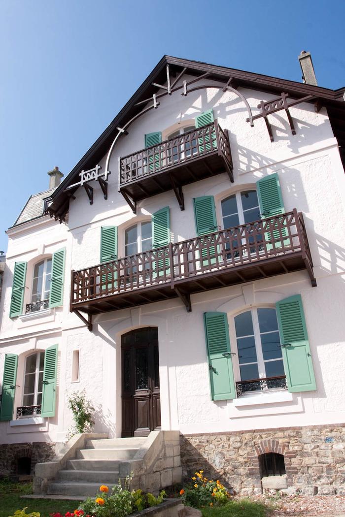 Crédits image : La maison de Claude Monet, copyright Ville d'Argenteuil