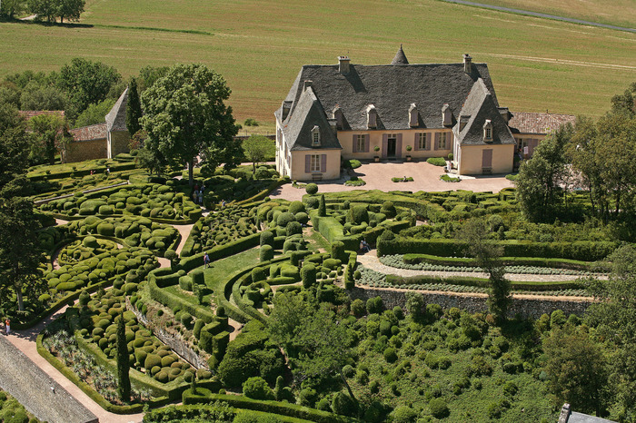Crédits image : Les jardins de Marqueyssac © Laugery - Bordeaux