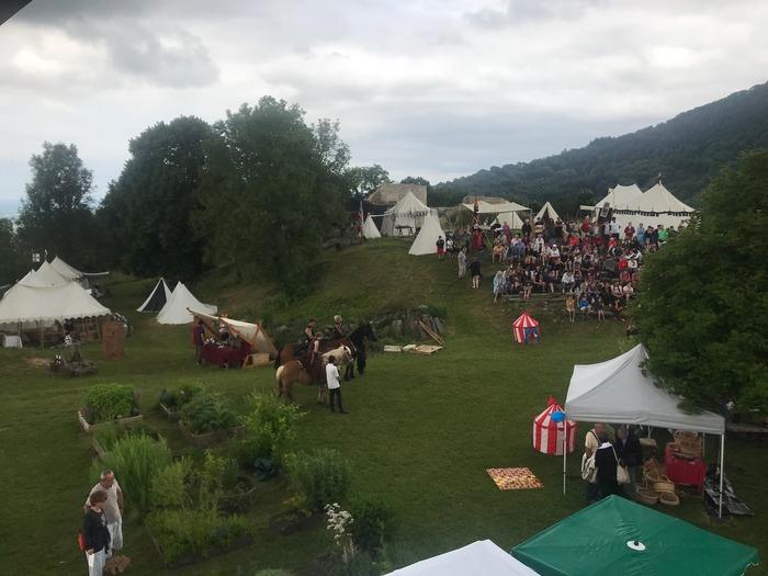 Journées du patrimoine 2018 - Château médiéval de Chevreaux