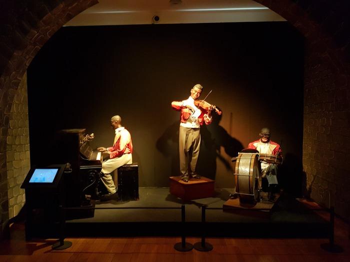 Journées du patrimoine 2018 - Les joueurs de jazz