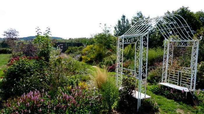 Journées du patrimoine 2017 - Le Jardin de Cassandra