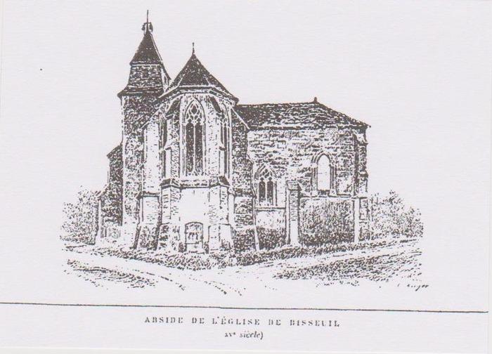 Crédits image : LES AMIS DE L'EGLISE SAINT HELAIN DE BISSEUIL
