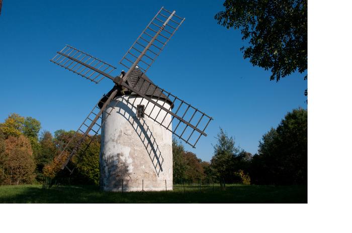 Journées du patrimoine 2018 - Visite du moulin de Belle Assise