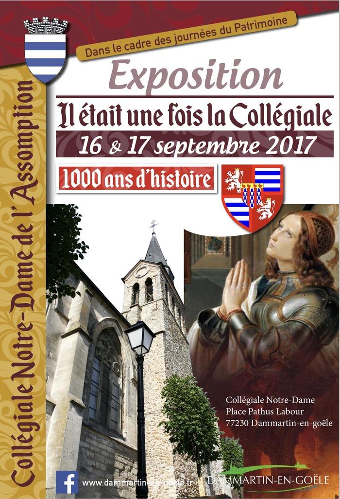 Journées du patrimoine 2017 - Circuit à Dammartin-en-Goële