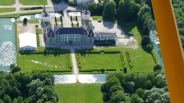 Journées du patrimoine 2018 - Château de Vitry-la-Ville