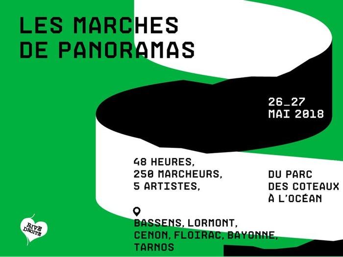 Les Marches de PanOramas