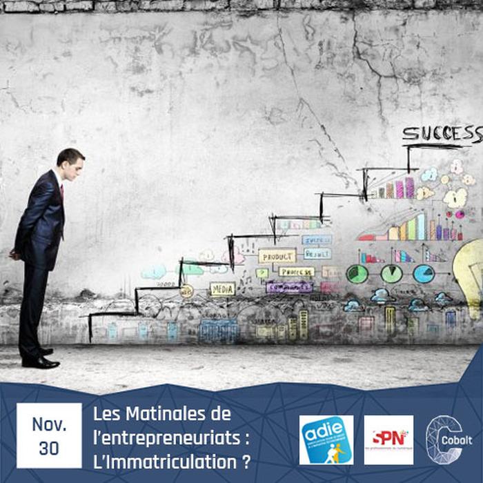 Les Matinales de l'entrepreneuriat