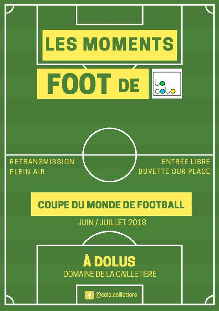Les Moments Foot de La Colo