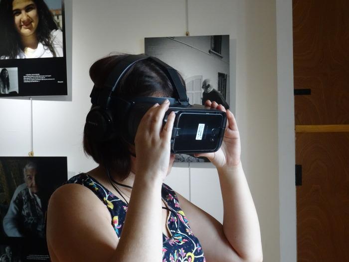 Journées du patrimoine 2018 - «Les momies en réalité virtuelle».