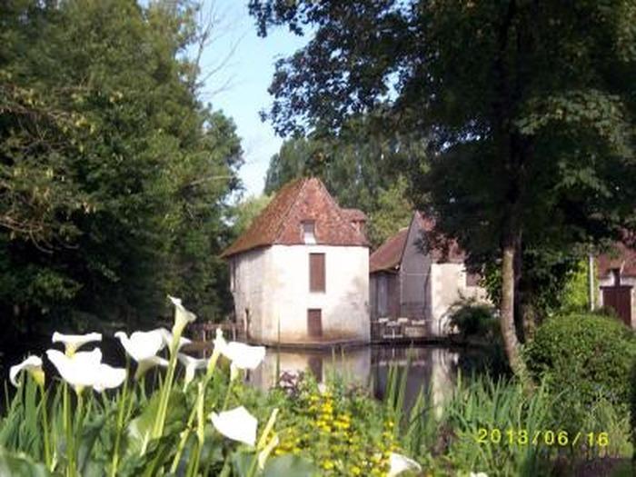 Journées du patrimoine 2017 - Les moulins  de Moulin l'Evêque