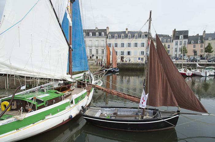 Journées du patrimoine 2018 - Les navires du patrimoine