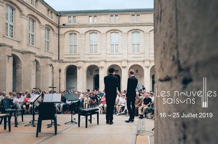 «Les Nouvelles Saisons» Festival de musique de Bordeaux