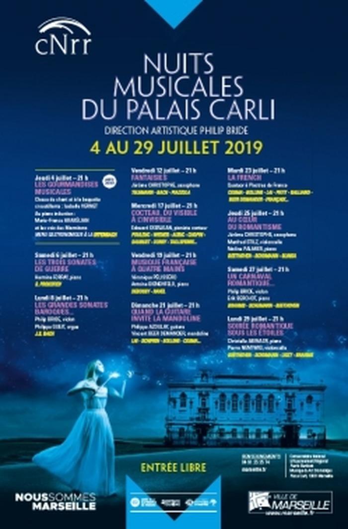Les nuits musicales du Palais Carli