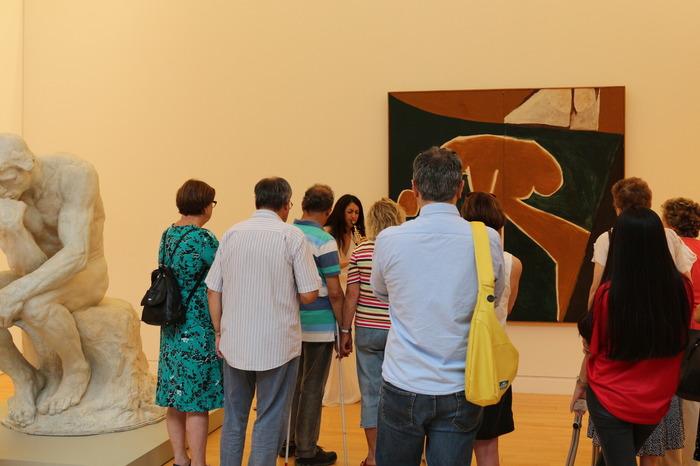 Crédits image : Collections modernes du Musée d'Art moderne et contemporain, photo: Klaus Stober