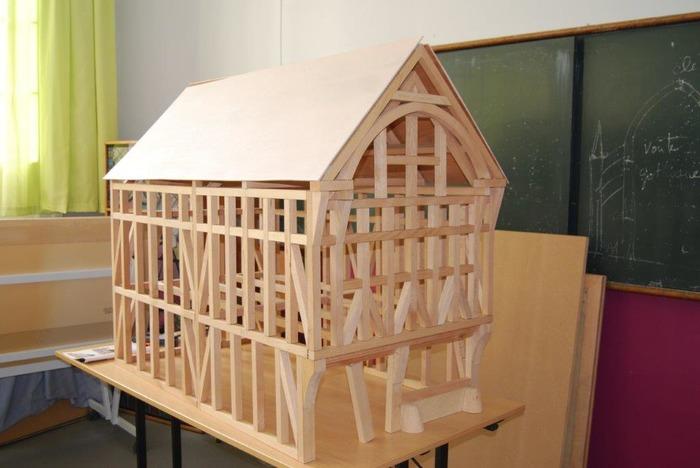 Les petits architectes (7-12 ans)