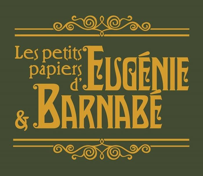 Crédits image : Petits papiers d'Eugénie et Barnabé