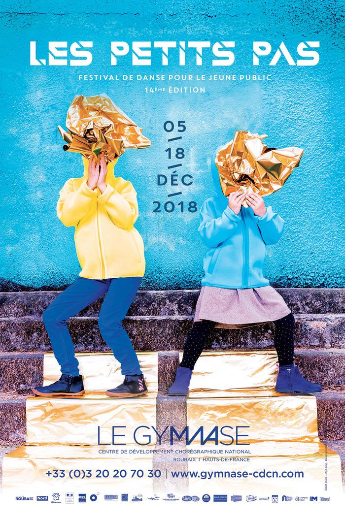 Les Petits Pas - Festival de danse pour le jeune public