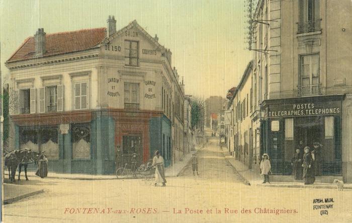 Journées du patrimoine 2017 - Les places de Fontenay-aux-Roses