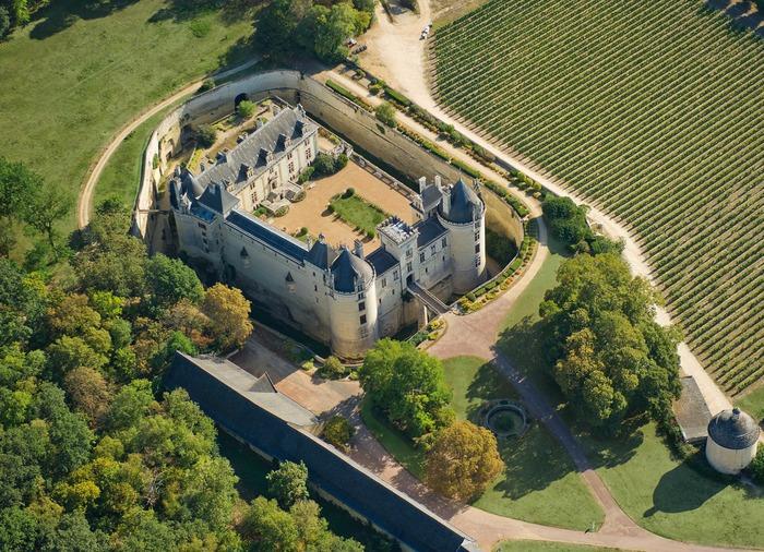 Crédits image : Château de Brézé