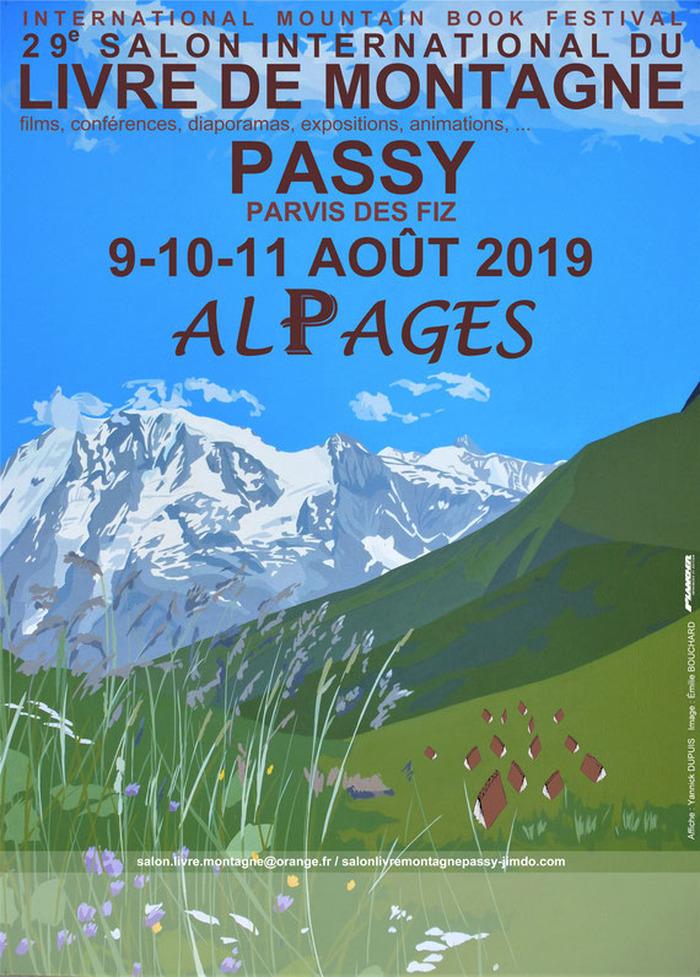 Les rencontres du salon du livre de montagne de Passy
