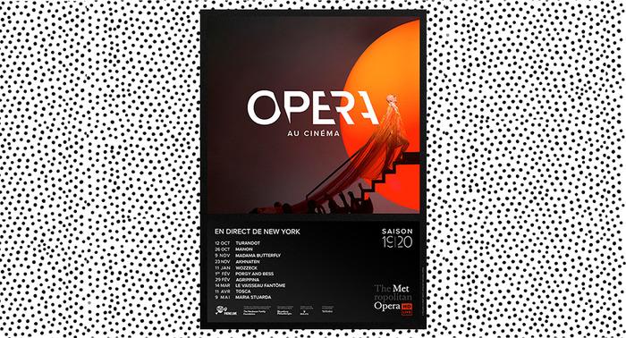 Les Retransmissions du Métropolitain Opéra de New-York