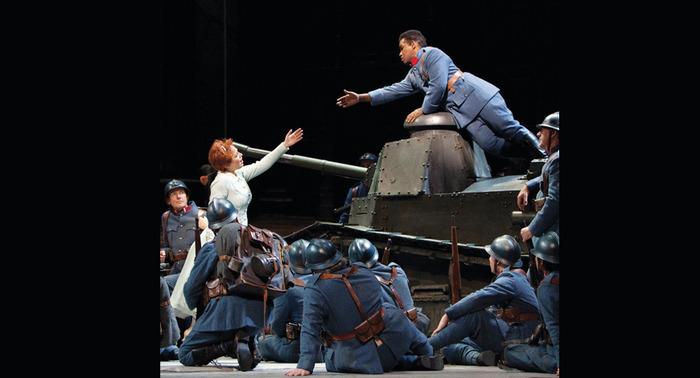 Les retransmissions du Metropolitan Opera de New-York - La fille du régiment