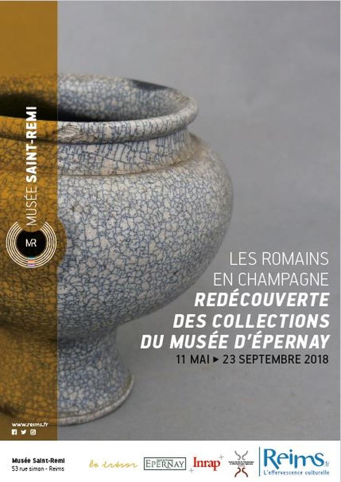 Journées du patrimoine 2018 - «Les Romains en Champagne»